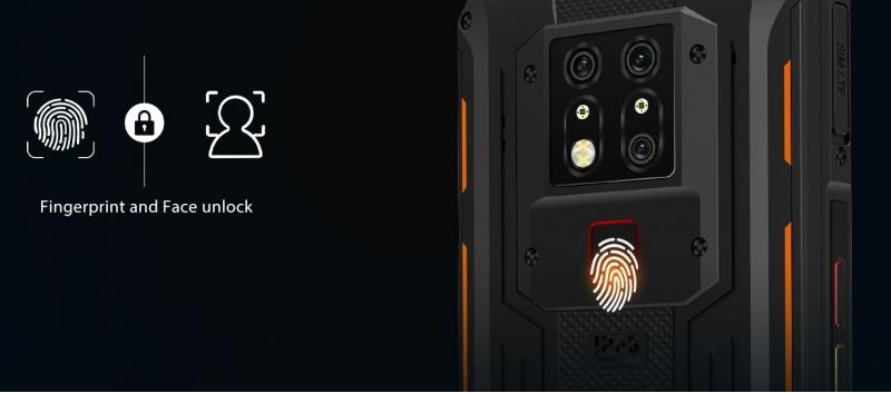 OUKITEL WP7 8GB/128GB Orange - obrázek č. 12