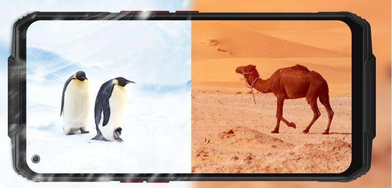 OUKITEL WP7 8GB/128GB Orange - obrázek č. 10