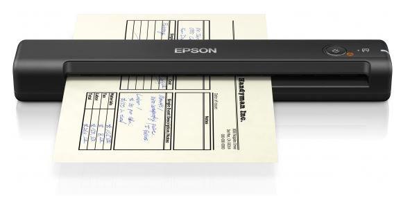 Epson WorkForce ES-50 - Skener typ sheetfed - A4 - 600 dpi x 600 dpi - až 300 skenů denně - USB 2.0 - obrázek č. 0