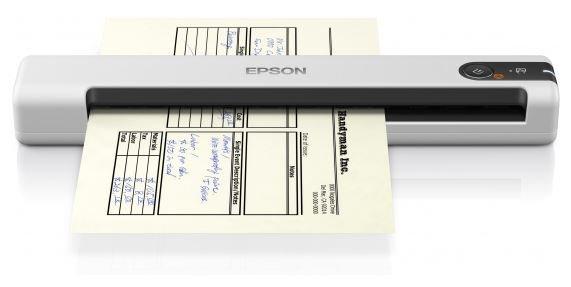 Epson WorkForce DS-70 - Skener typ sheetfed - Legal - 600 dpi x 600 dpi - až 300 skenů denně - USB 2 - obrázek č. 0