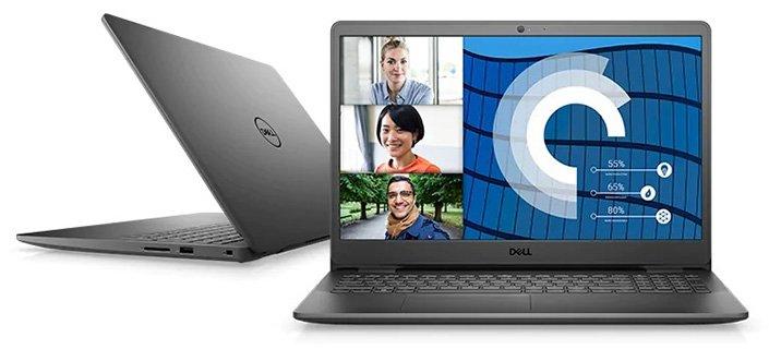 Dell Vostro 3500 6F8KN, i5-1135G7, 8GB, 256GB SSD, 15.6 FHD, Intel Iris Xe, Cam + Mic, WLAN + BT, Kb, 3 Cell, W10Pro, 3Y Basic OS - obrázok č. 3